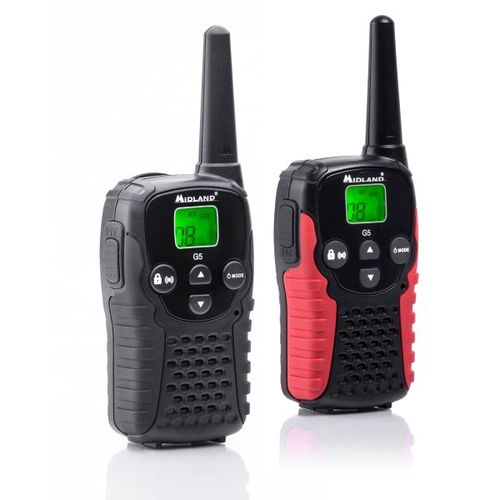 Pack DUO walkie talkie Midland G5 C